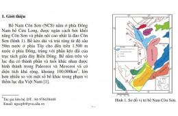 Đặc điểm địa tầng phân tập trầm tích Miocen bể Nam Côn Sơn